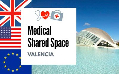 Medical coworking space in Valencia